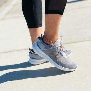 fd639ab671e adidas Shoes - Adidas QT Flex Trainers Cloud Foam Grey 10